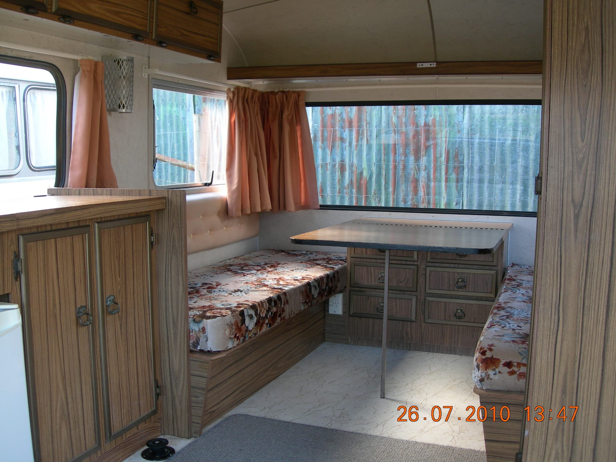 Luxury Campervan Hire NZ  Short Term  Kaimai Caravan Amp Cabin Rentals